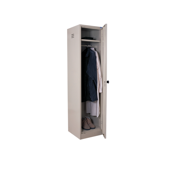 clothes metal locker